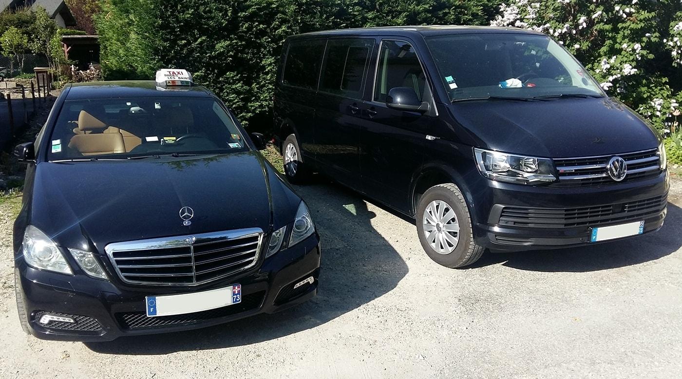 Service de transport en Taxi à Moutiers Savoie