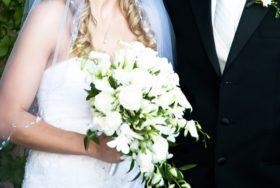 Service de transport pour mariage avec véhicule décoré
