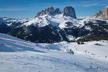 Navette entre Brides-les-Bains, moutiers et le domaine skiable des 3 vallées