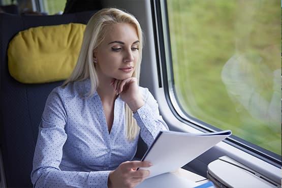 Service de transfert en taxi entre la Gare de Moutiers et Brides-les-Bains